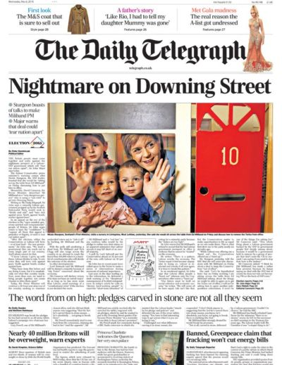Telegraph-eve-of-election