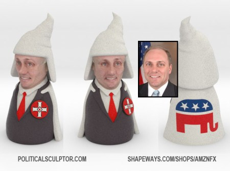 Steve Scalise butt-plug