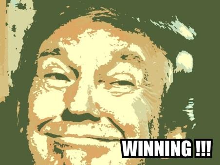 TrumpWinning