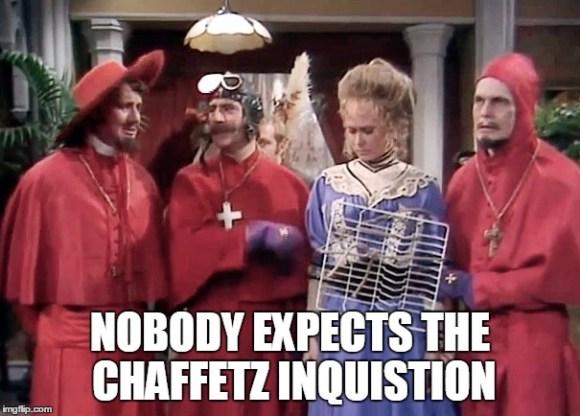 Chaffetz Inquistion