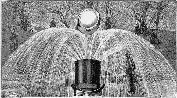 The Grande Jatte Hibernators by Max Ernst. png