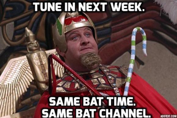 King Tut meme