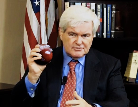 Newt_Gingrich_turd