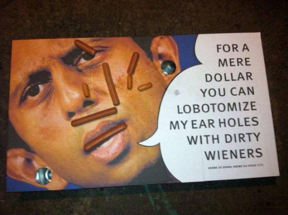 PBJ Dirty Weiner Drop
