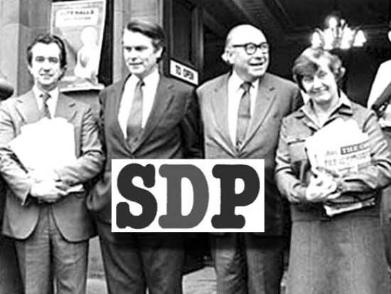 SDP Gang of Four