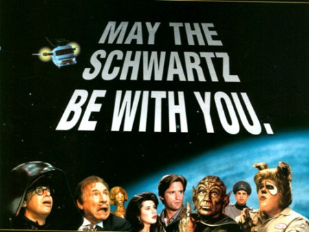 May the Schwartz Be With You.