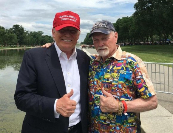 Mike Loves Trump
