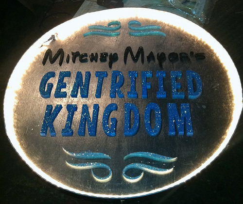 Gentrified Kingdom