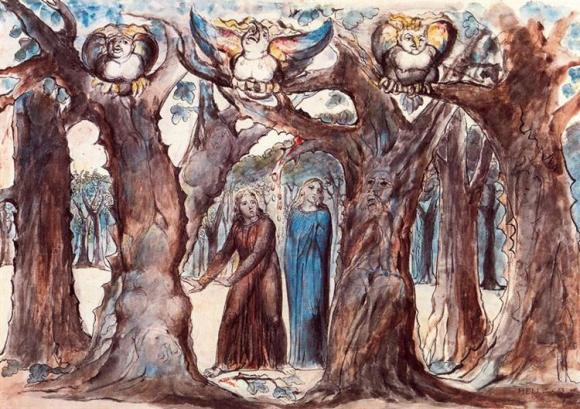 Hell by William Blake