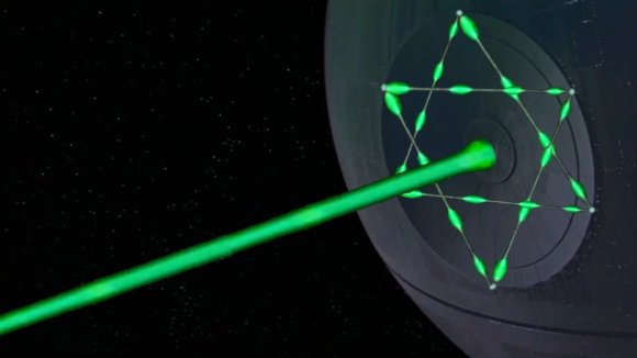 Jewish Space Laser