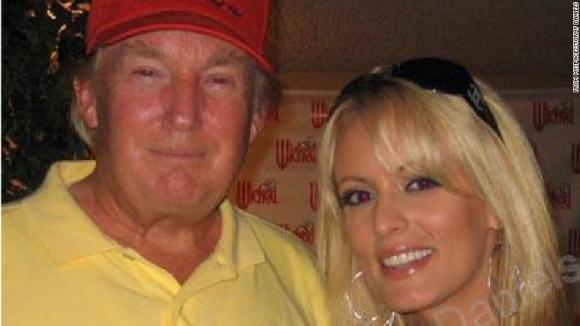 Donald Trump Stormy Daniels