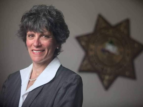 District Attorney Jill Ravitch