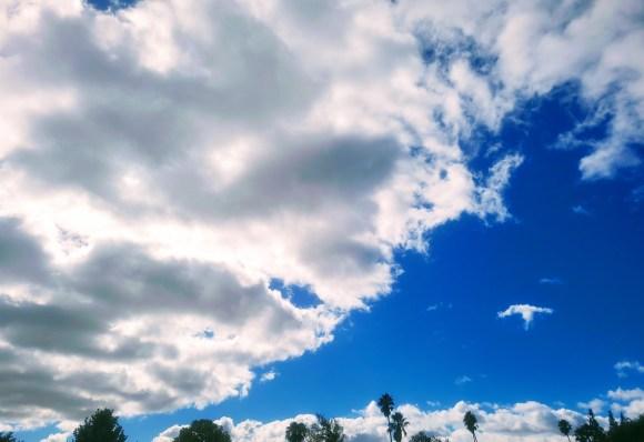 Rain Clouds Approaching