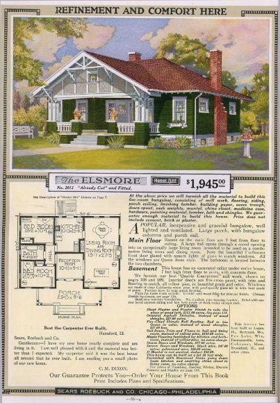 Sears Home Kit Ad
