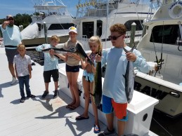 Jr Angler Tounament 8-15-17