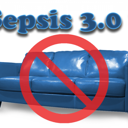 sepsis 3.0 no thank you