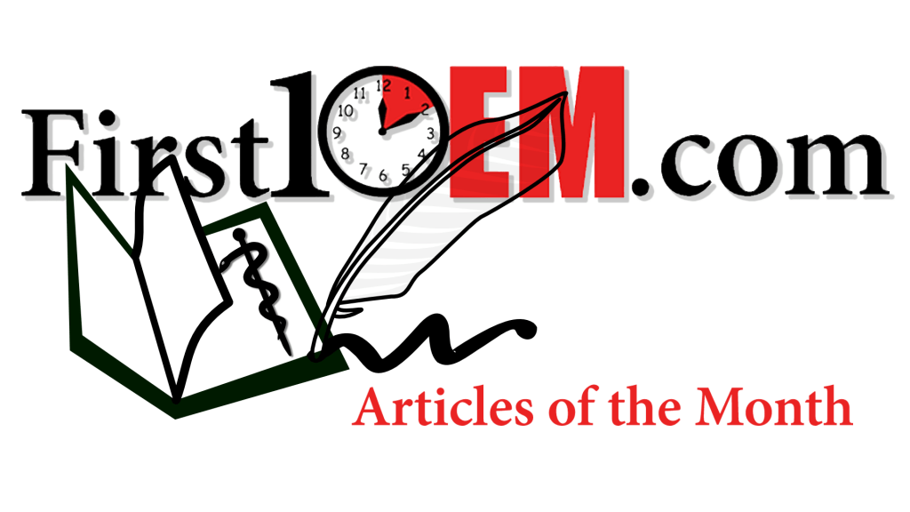 articles of the month title image