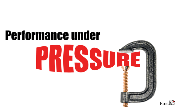 managing stress - performance under pressure