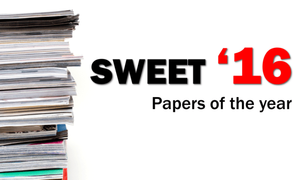 papers of the year