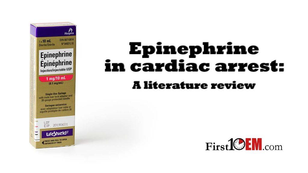 Epinephrine Reviews