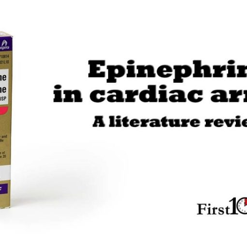 epinephrine cardiac arrest