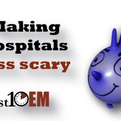 Making hospitals less scary for children