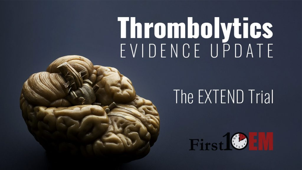 The EXTEND trial