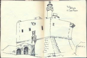 Fortezza dell'isola di Capo Passero