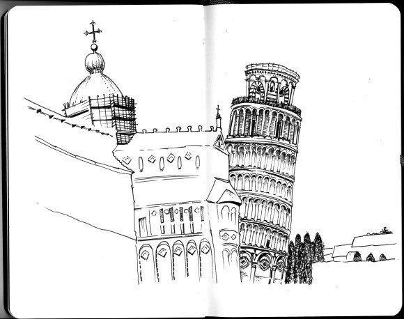 Basilica e Torre di Pisa