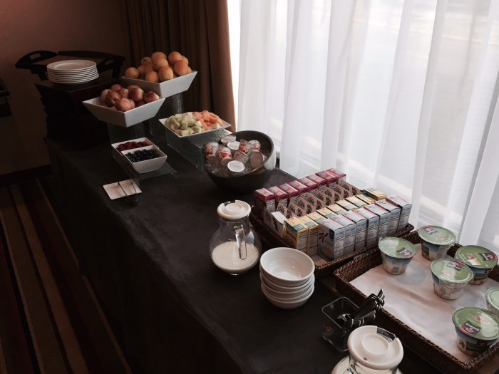 Breakfast Spread 2