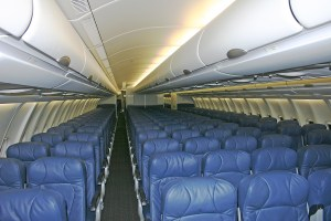 US A330 inside back