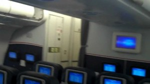 US A330 inside forward
