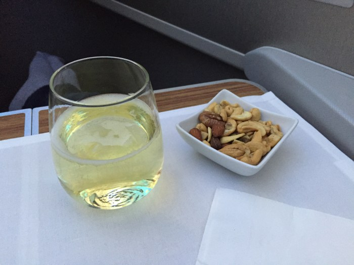 787 wine and nuts