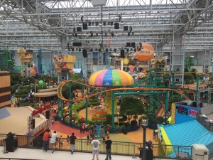TBEX Nickelodeon Universe Party