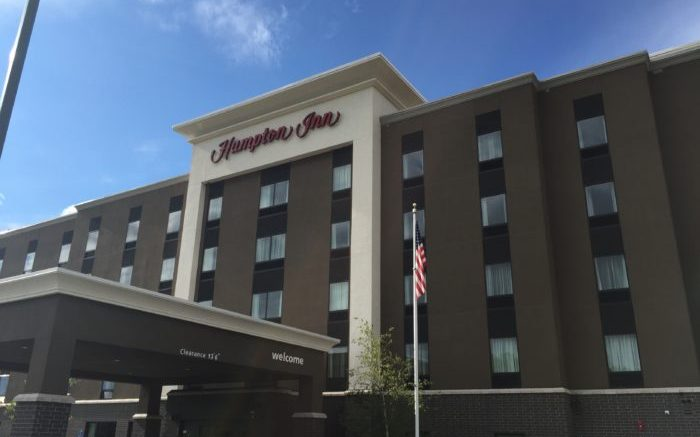 Hampton Inn Roseville MN