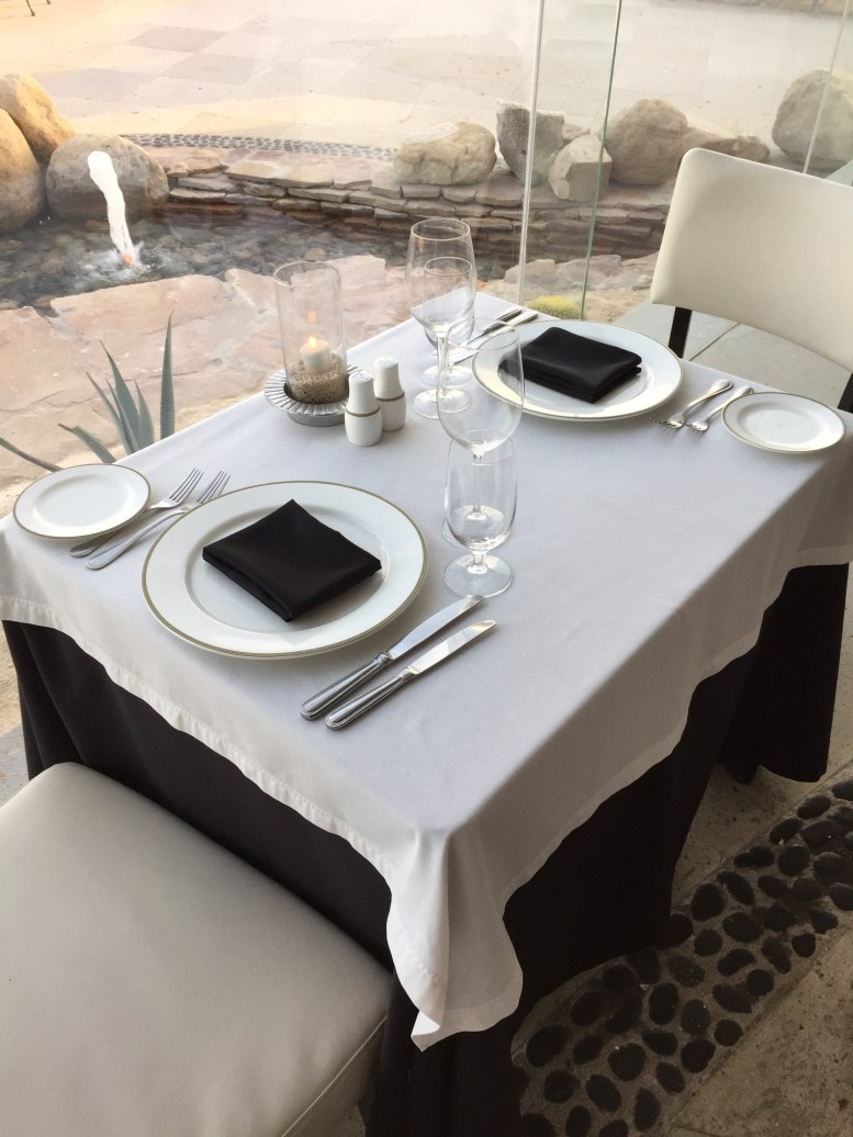 Dreams Los Cabos Meals