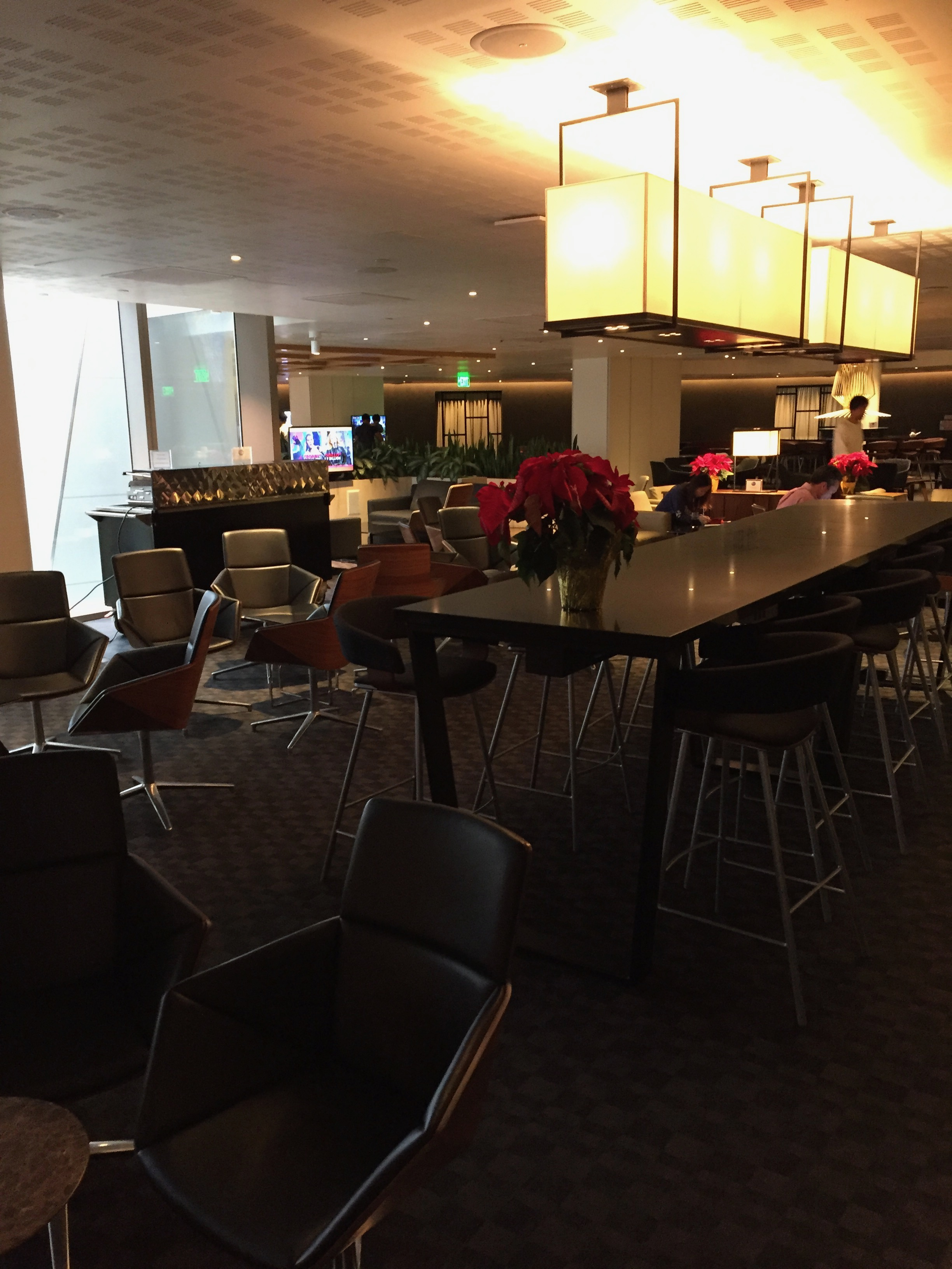 Oneworld Lounge Los Angeles Airport