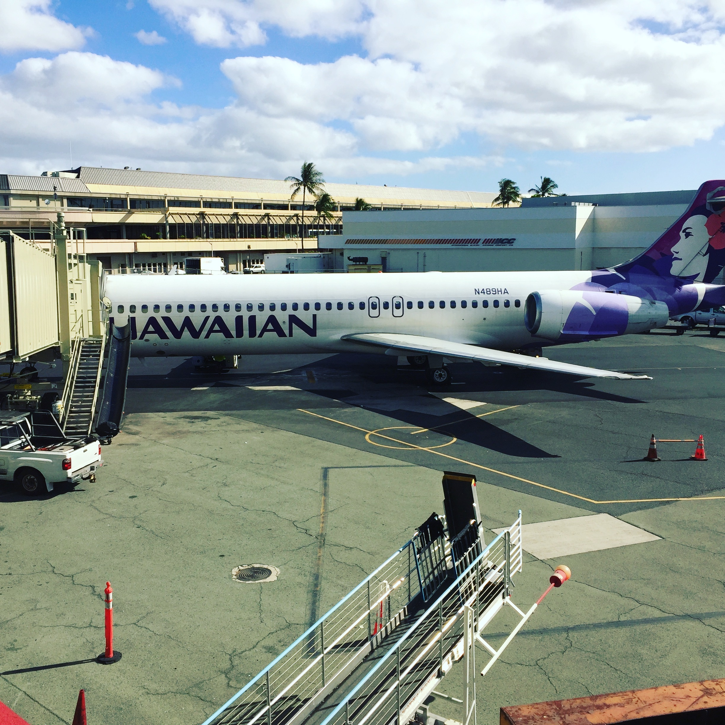 Hawaiian Airlines Honolulu Maui
