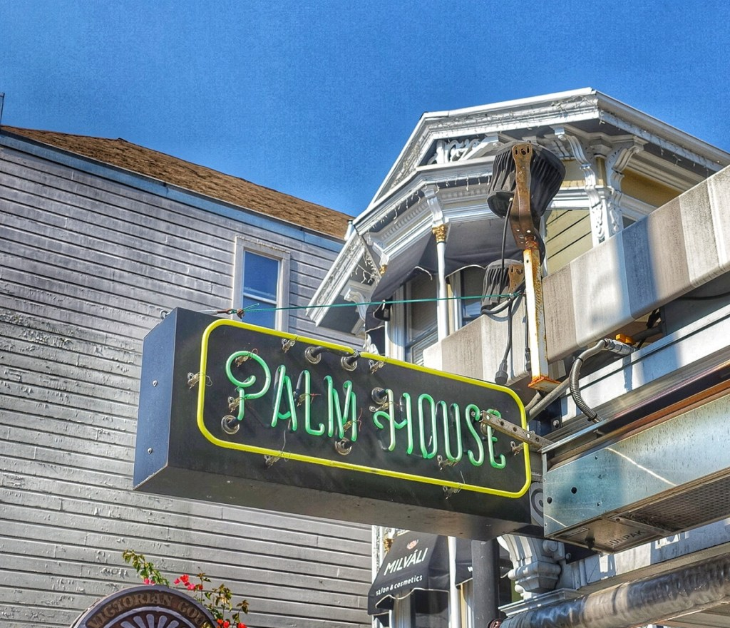 Relaxed Vibes and Amazing Food at Palm House San Francisco