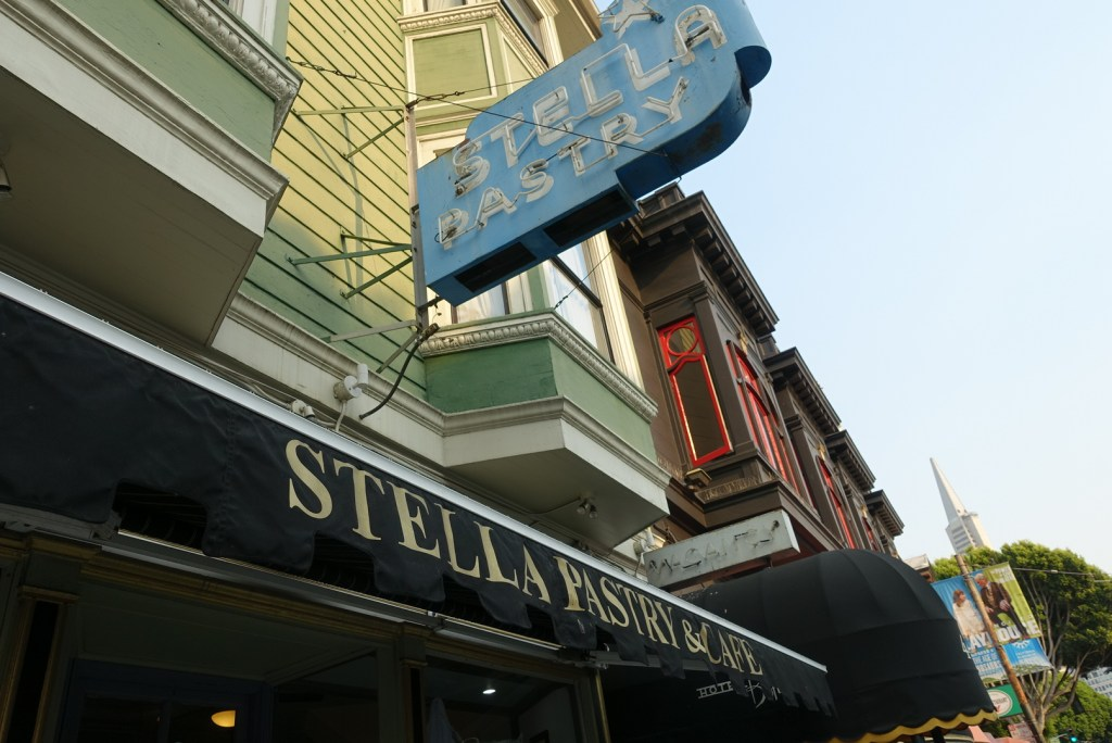 North Beach Foodie Tour