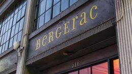 Bar-Centric Global Comfort Dinner at Bergerac