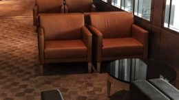 Nearly Private Lounge Experience American Admiral's Club Philadelphia