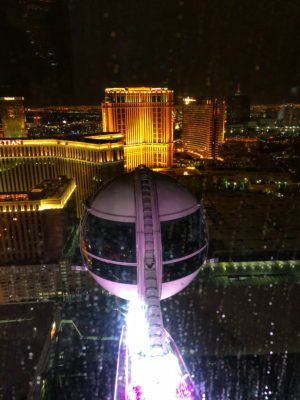 Awesome Views High Roller Las Vegas Vegas Winter Experience 2018