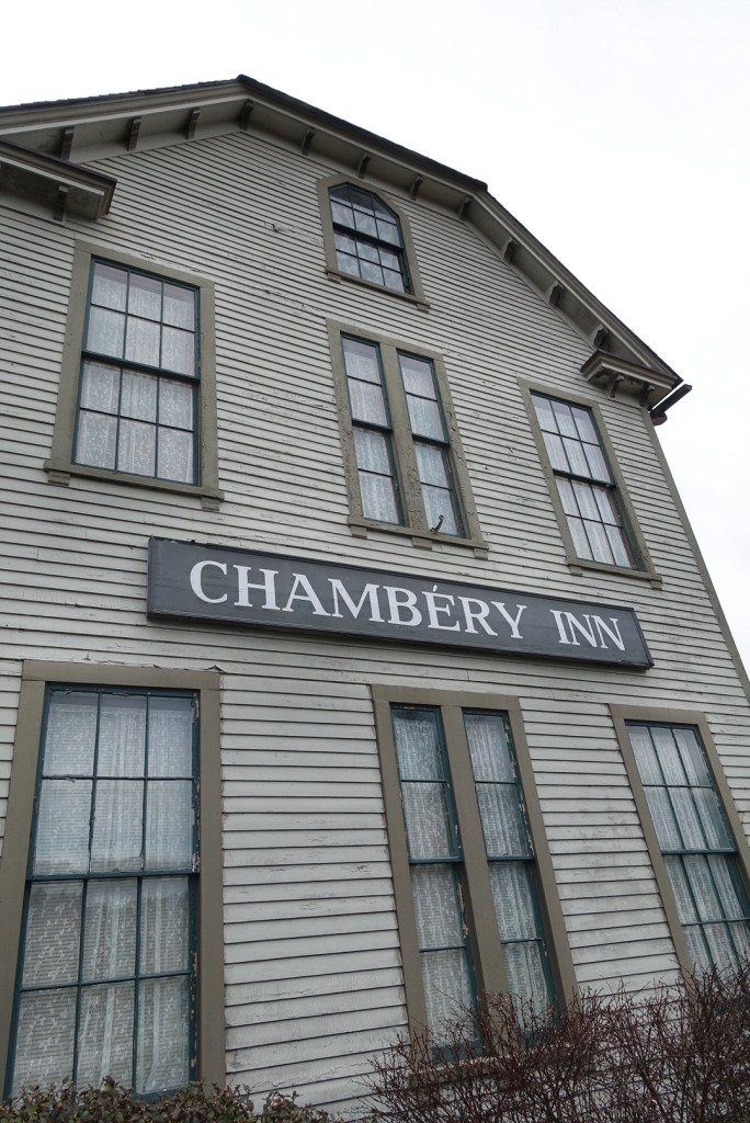 Chambery Inn New England Road Trip