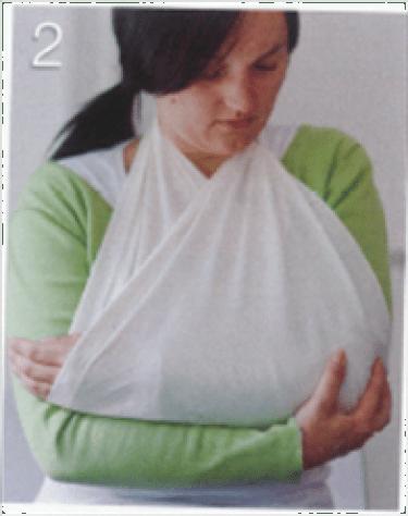 UPPER ARM INJURY