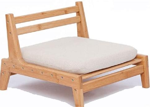 BZen's Bamboo floor chair
