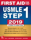 Cover of First Aid for the USMLE Step 1 2019