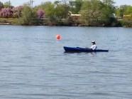 By water - Cooper River, Camden, NJ