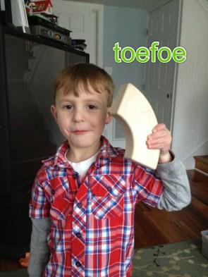 Toefoe