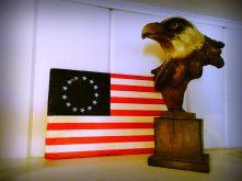 Flag eagle 13